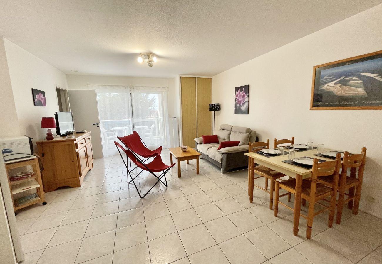 Appartement à Biscarrosse - 062 - 12 RESIDENCE LES PECHEURS