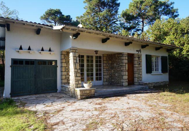 Villa à Biscarrosse - 047 - 43 RUE LIONEL DE MARMIER