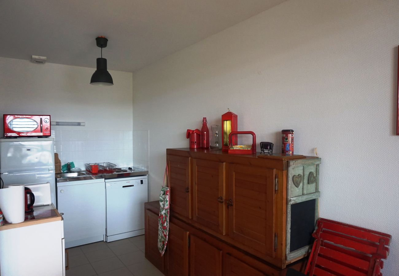 Studio à Biscarrosse - 098 - 16, RESIDENCE PLACE DUFAU