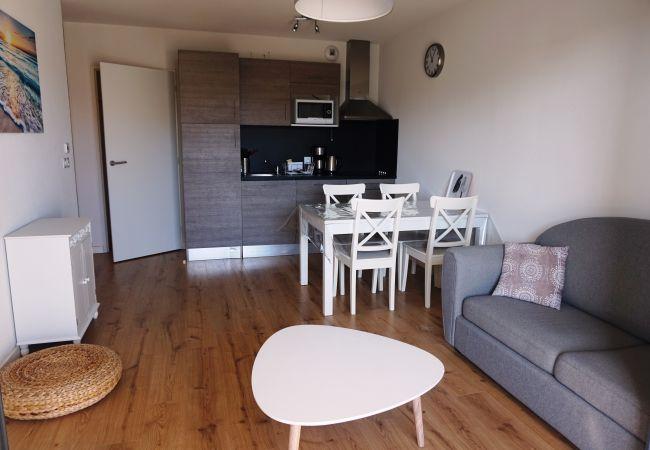 Appartement à Biscarrosse - 103 - APPT D008 RÉS. LES BALCONS DE L'OCEAN