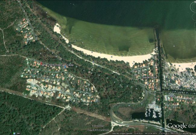 Villa in Biscarrosse - 046 - 125 CHEMIN DE LA PINEDE LAC