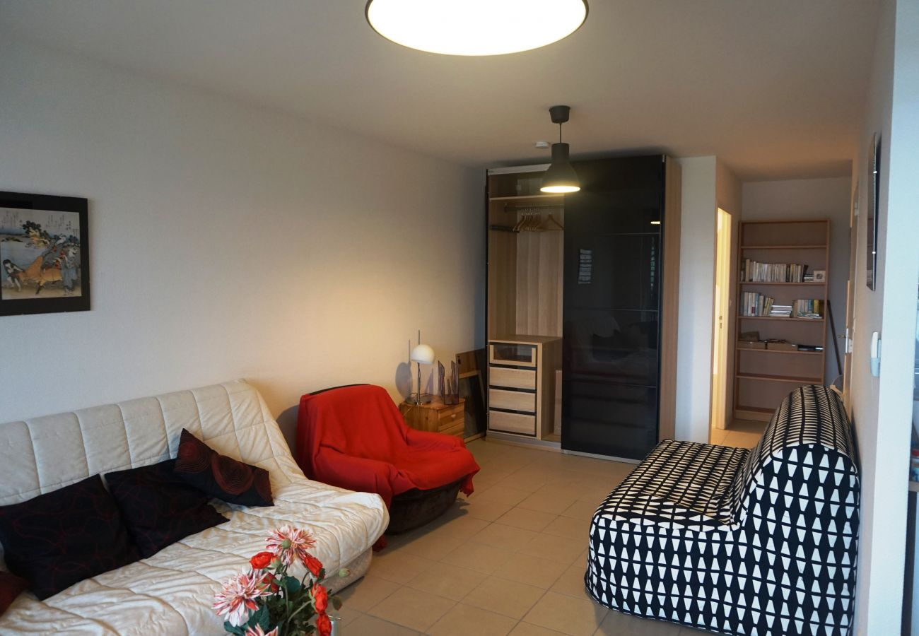 Studio in Biscarrosse - 098 - 16, RESIDENCE PLACE DUFAU
