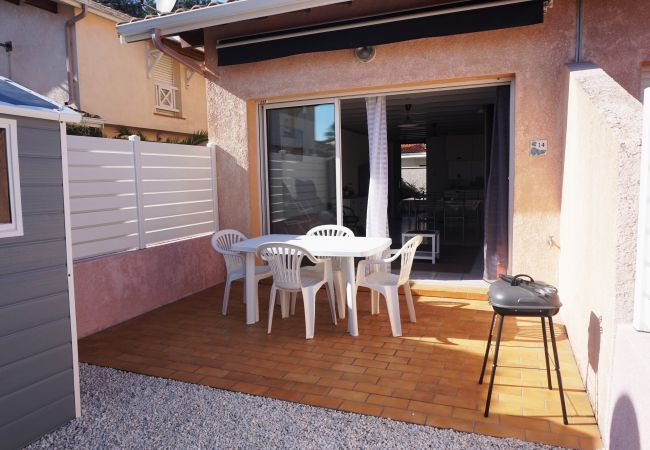 Townhouse in Biscarrosse - 113 - 14 RESIDENCE LES CYCLOPTERES 1