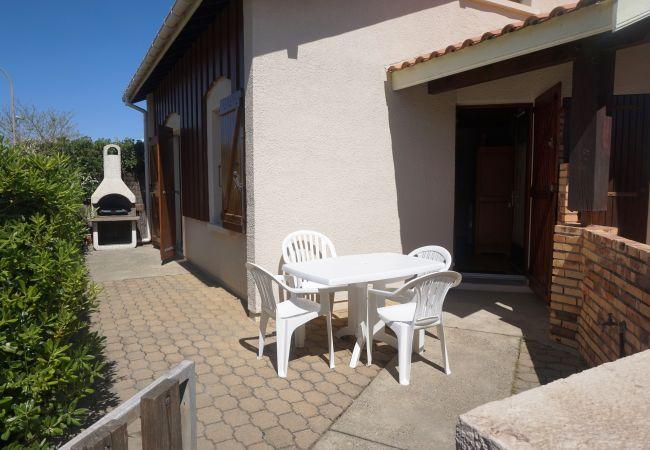 Ferienhaus in Biscarrosse - 055 - 33 RESIDENCE LA DUNE OCEANE 2