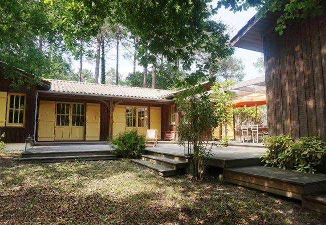 Villa in Biscarrosse - 127 - 284 RUE DES TARUSATES